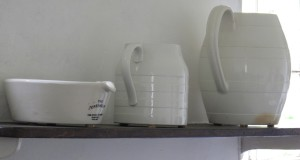 White Pottery Website