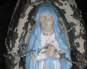 Mary Shrine Web